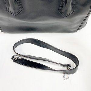 Rebecca Minkoff Bags - REBECCA MINKOFF Black Leather Handbag